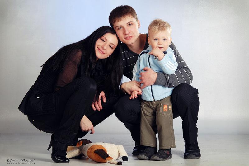 Глеб+Юля+Андрей