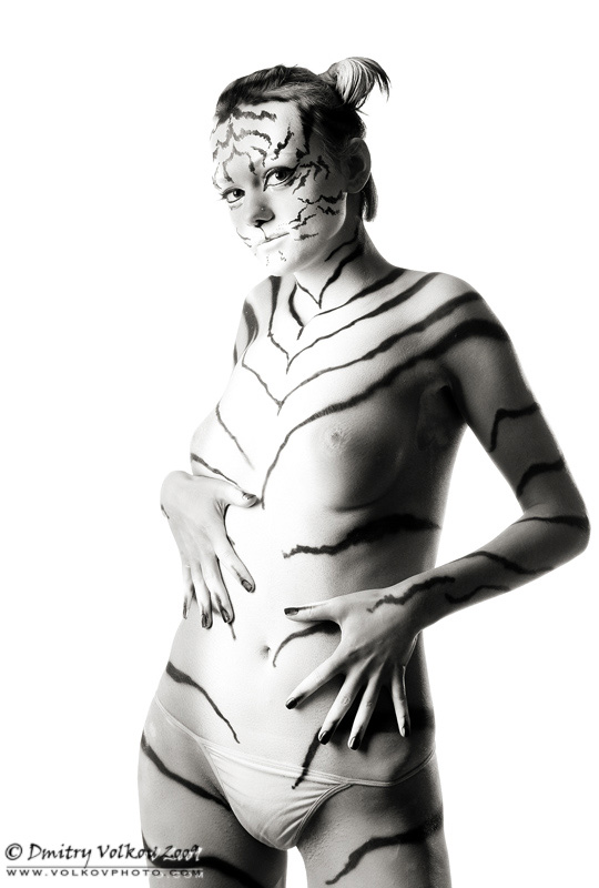 White TigerAnna