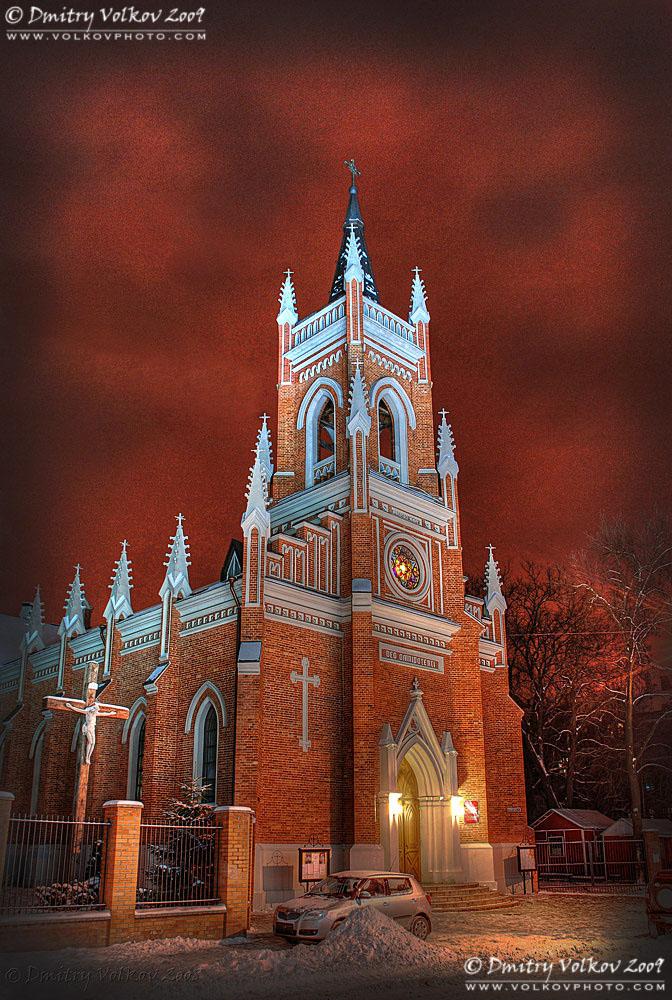 Католический костел
