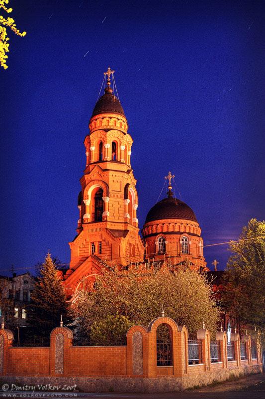 Озерянская церковь